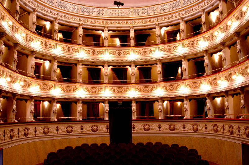 Theatre and Music throughout Marca Fermana